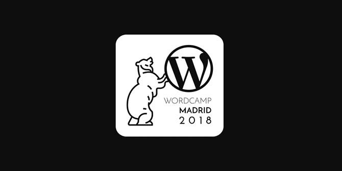 78. WordCamp Madrid 2018 con Mauricio Gelves