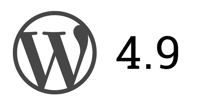60. WordPress 4.9